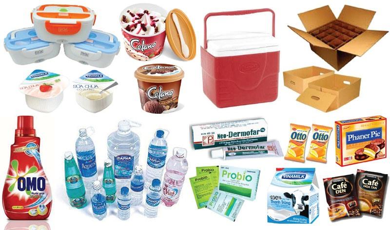 Túi nhựa, chai nhựa
