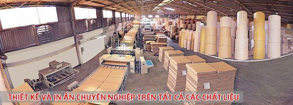 xưởng sản xuất thùng carton
